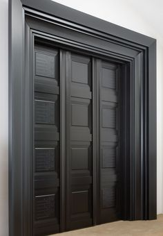 Amazing door trim, make it into an entrance to a office with favorite quotes engraved into the door...