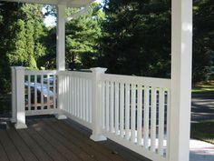 .like railing style