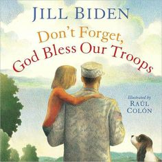 A Simon & Schuster Parent/Teacher Discussion Guide to accompany Don't Forget, God Bless Our Troops by Jill Biden, illustrated by Raúl Colón Reading Group Guide created by Simon & Schu. Veterans Day Activities, Holiday Activities, Reading Activities, Jill Biden, Bulletins, Remembrance Day, Day Book, Read Aloud, In Kindergarten