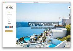 avada - hotel bookin