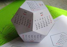 Πρωτότυπα ημερολόγια για το νέο έτος! | Small Things