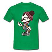 Koszulka Hipster Mickey / Hipster Mickey Mouse T-Shirt