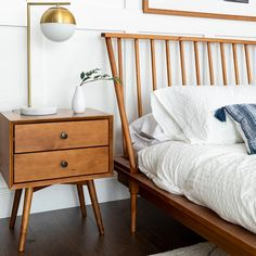 Solid Wood Platform Bed, Platform Bed With Storage, Diy Platform Bed, Queen Platform Bed, Modern Platform Bed, Boho Bed Frame, Simple Bed Frame, Diy Queen Bed Frame, Lit Plate-forme Diy
