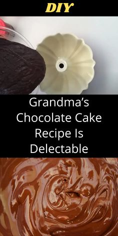 Tasty Chocolate Cake, Chocolate Desserts, Cupcake Cakes, Cupcakes, Cake Mix Recipes, Pound Cakes, Frostings, Cakes And More, Let Them Eat Cake