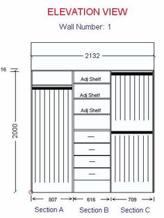 34 Best Multi Store Wardrobe Inserts Images Cabinets