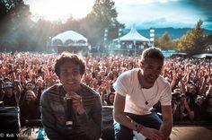 Lo & Leduc | Royal Arena Festival | www.royalarena.ch Acting, Hip Hop, Culture, Live, Concert, Hiphop, Concerts