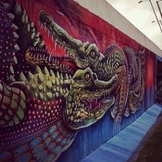 Walls of my city.