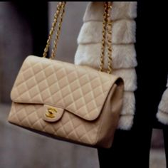 One day I will own a Chanel purse