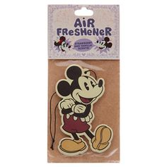 Mickey Mouse Air Freshener - I want to smell like Mickey...he's no ordinary mouse!