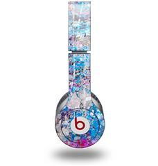 Graffiti Splatter Decal Style Skin (fits Beats Solo HD Headphones - HEADPHONES NOT INCLUDED)