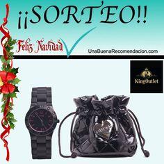 Sorteo de Navidad: Reloj Guess (valor 200€)
