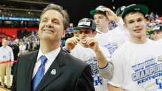 """""""Kentucky's Death March  They're going to win. And what happens next will be really bad for college basketball.""""    can't say I agree with this view"""