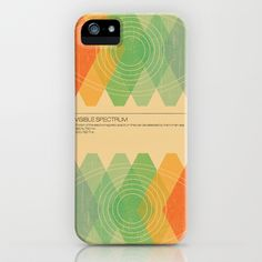 Visible+Spectrum++iPhone+&+iPod+Case+by+Budi+Satria+Kwan+-+$35.00