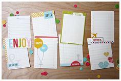 bananafishstudio journal cards