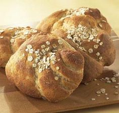 Sämpyläsolmut Ciabatta, Bread, Food, Brot, Essen, Baking, Meals, Breads, Buns
