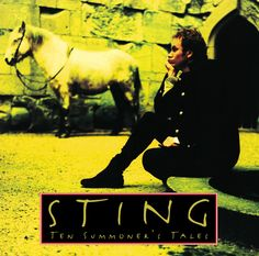 Saved on Spotify: Shape Of My Heart by Sting