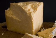 Dense and crumbly Cheshire Cheese