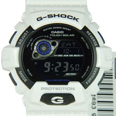 Chronograph-Divers.com - GR-8900A-7DR Casio G-Shock WR200m World Time Tough Solar Mens Watch, $112.00 (http://www.chronograph-divers.com/GR-8900A-7DR/)