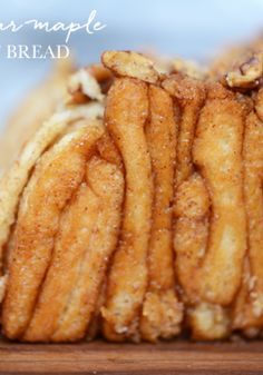 Brown Sugar Pull-Apart Bread