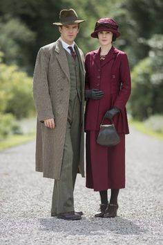 downton abbey | Downton Abbey Christmas special 2012: See new images! Has Lady Mary ...