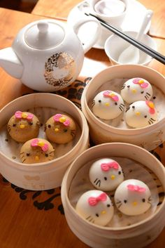 We're pretty sure this will appeal to the kids - Yum Cha all round!