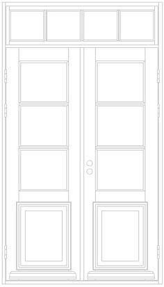 SYDÄNPUU | ikkunat & ovet - Ovet - Esimerkkejä