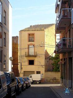 Casa en el carrer Portal Nou.