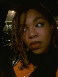 My Date night #mattelips  #medusapiercing #philtrumpiercing #makeup