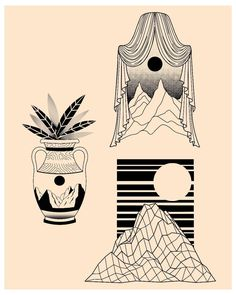 Sketch Tattoo Design, Tattoo Sketches, Tattoo Drawings, Tattoo Art, Tattoo Avant Bras, Tattoo Graphic, Real Tattoo, Art Nouveau Design, Rose Wallpaper
