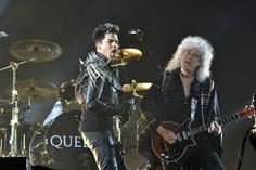 Brian May & Adam Lambert, Wroclaw show | Source: Zbigniew Warzyński