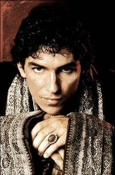 Jim Caviezel,Because I'm the Count of Monte Cristo, that's why.