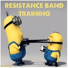 resistance band training #TRX #LOL
