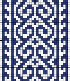Tapestry Crochet Patterns, Weaving Patterns, Mosaic Patterns, Embroidery Patterns, Cross Stitch Patterns, Crochet Cross, Crochet Chart, Filet Crochet, Crochet Motif