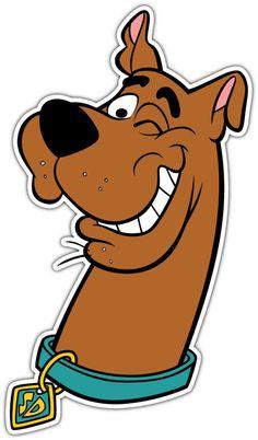 Details about Scooby-Doo Scooby Doo Dog Cartoon Car Bumper Window Vinyl Sticker Decal Scooby-Doo Scooby Doo Hund Cartoon Auto Stoßstange Fenster Vinyl Aufkleber Aufkleber [. Classic Cartoon Characters, Drawing Cartoon Characters, Classic Cartoons, Cartoon Dog, Cute Cartoon, Cartoon Illustrations, Disney Cartoon Drawings, Dog Cartoons, Drawing Cartoons