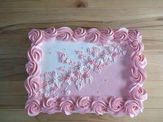 dotty – Cake by Mihic Monika – CakesDecor dotty – Kuchen von Mihic Monika – CakesDecor Easy Cake Decorating, Cake Decorating Techniques, Decorating Ideas, Cake Cookies, Cupcake Cakes, Cupcakes, Pastel Rectangular, Sheet Cake Designs, Super Torte