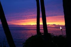 Yup, I remember those gorgeous Hawaiian sunsets!