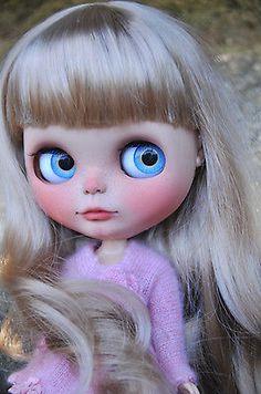OOAK Custom Blythe Doll - TIA - Customized by Zuzana D.