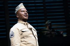 """""""A Soldier's Play"""" is a theatrical masterpiece! It is a master class in what a Broadway play should be. David Alan Grier, Jerry O'connell, Queens Theatre, 1984 Movie, Tony Award Winners, Blue Song, Anthony Mackie, Broadway Plays, New Comedies"""