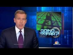 Federal judge rules against NSA -- NBC Nightly News with Brian Williams