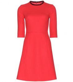 Victoria Beckham Victoria, Wool crepe dress on shopstyle.com