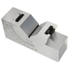Toolmaker Precision Micro Adjustable Angle Block Milling Setup
