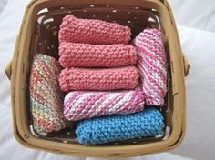 Looking for knitting project inspiration? Check out Dish Cloths by member NEEDLEWORKS.