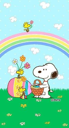 Snoopy and friends easter Snoopy Wallpaper, Cartoon Wallpaper, Iphone Wallpaper, Brown Wallpaper, Charlie Brown Y Snoopy, Snoopy Love, Snoopy Images, Snoopy Pictures, Snoopy Comics