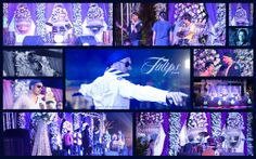 An Evening With Sukhbir Sing ...  Event Design and Arrangements by: www.tulipsevent.com
