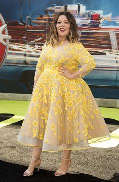 Melissa McCarthy - Inspiring Body Positive Celebs Who Rock the Red Carpet - Photos