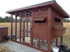 DIY Backyard Chicken Coop - The Owner-Builder Network