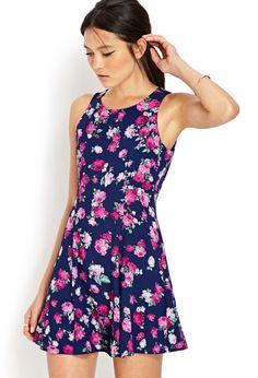 Feeling Floral Shift Dress | FOREVER21 $19.80