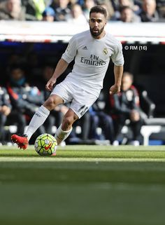 Dani Carvajal is a Spanish professional footballer who plays for Real Madrid and Spain as a right back.