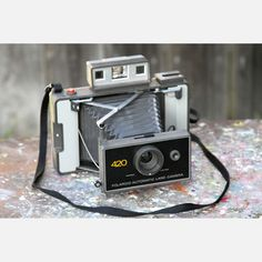 Automatic420 Land Camera, $96, now featured on Fab.