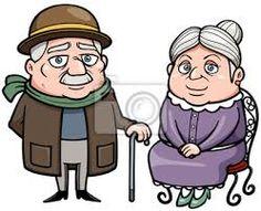 Resultado de imagem para casal idosos para recortar